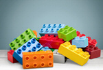 Сlipart Toys brick rectangle fun green white   BillionPhotos