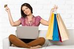 Сlipart internet shopping customer buying laptop card   BillionPhotos