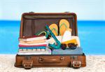 Сlipart travel traveler pack open sunscreen   BillionPhotos