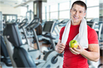 Сlipart Men Exercising Healthy Lifestyle Sport Gym Latin American and Hispanic Ethnicity   BillionPhotos