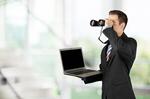 Сlipart Business Searching Technology Binoculars The Future   BillionPhotos