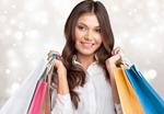Сlipart woman shoping summer holiday tourism hands   BillionPhotos