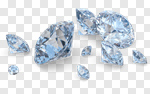 Сlipart Diamond Jewelry Gem Crystal Luxury 3d cut out BillionPhotos