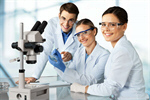 Сlipart Laboratory Scientist Chemist Microscope Research   BillionPhotos