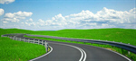 Сlipart Road Highway Winding Road Curve Road Trip 3d  BillionPhotos