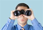 Сlipart Binoculars Looking Through Window Marketing Business Men   BillionPhotos