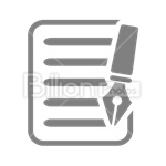 Сlipart List Clipboard Target Personal Organizer Notepad vector icon cut out BillionPhotos