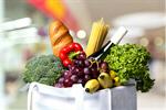 Сlipart Grocery Shopping Healthy Eating Food Paper Bag Fruit   BillionPhotos