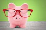 Сlipart Piggy Bank Glasses Intelligence Eyesight Business   BillionPhotos