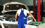 Сlipart car mechanic repair technician fix photo  BillionPhotos