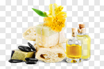 Сlipart health spa products oil soap photo cut out BillionPhotos