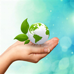 Сlipart Earth Green Globe Environmental Conservation Leaf   BillionPhotos