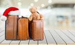 Сlipart Christmas Travel Family Luggage Suitcase   BillionPhotos