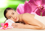 Сlipart spa woman relaxing care skin   BillionPhotos
