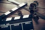Сlipart film cinema clapper board reel photo  BillionPhotos