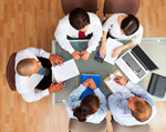 Сlipart Business Meeting Office People Teamwork photo  BillionPhotos