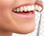 Сlipart Smiling Human Teeth Dental Hygiene Women White photo cut out BillionPhotos