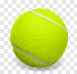 Сlipart Tennis Ball Tennis Ball Isolated Single Object photo cut out BillionPhotos