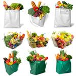 Сlipart Groceries Shopping Bag Shopping Environmental Conservation Green   BillionPhotos