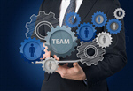Сlipart teamwork concept resources leadership leader human   BillionPhotos