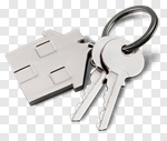 Сlipart Loan Key House Home Interior Key Ring photo cut out BillionPhotos