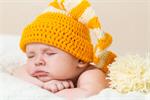Сlipart sleeping newborn bed cute child photo  BillionPhotos