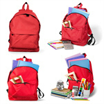 Сlipart backpack bag school red child   BillionPhotos