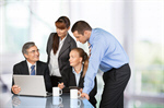 Сlipart Business Meeting Business Person Computer Teamwork Businessman   BillionPhotos
