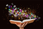 Сlipart book light writer reader literature   BillionPhotos