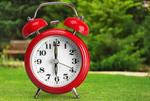 Сlipart Alarm Clock Clock Red Watch Isolated   BillionPhotos