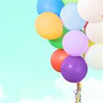 Сlipart balloon baloon bunch isolated decoration   BillionPhotos