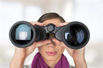 Сlipart Binoculars Finding Women Searching Surveillance   BillionPhotos