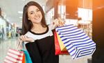 Сlipart Woman holding shopping bag shopping woman fashion group   BillionPhotos