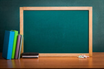 Сlipart classroom school chalkboard black background photo  BillionPhotos