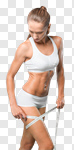 Сlipart Dieting Slim Women Loss Cellulite photo cut out BillionPhotos