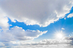 Сlipart Sky Sun Cloud Cloudscape Blue photo  BillionPhotos