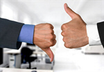 Сlipart Thumbs Up Thumbs Down Thumbs up and thumbs down Sleeve Business   BillionPhotos