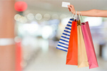 Сlipart Credit Card Shopping Bag Shopping Women Consumerism   BillionPhotos
