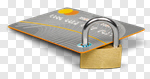 Сlipart Credit Card Security Lock Currency Padlock photo cut out BillionPhotos