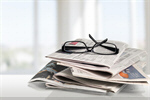 Сlipart Newspaper The Media Glasses Journalist Article   BillionPhotos