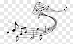 Сlipart Music Musical Note Sheet Music Musical Staff Backgrounds vector cut out BillionPhotos
