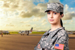 Сlipart Military Female Armed Forces Women Veteran USA   BillionPhotos