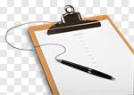 Сlipart Order Checklist criteria Clipboard Questionnaire photo cut out BillionPhotos