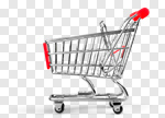 Сlipart Shopping Cart Cart Shopping Isolated Empty photo cut out BillionPhotos
