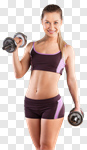 Сlipart trainer weight loss training steel photo cut out BillionPhotos