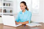 Сlipart laptop working young teacher notebook photo  BillionPhotos