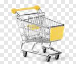 Сlipart Shopping Cart Push Cart Shopping Store Cable Car photo cut out BillionPhotos