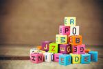 Сlipart toy blocks alphabet letters wooden child   BillionPhotos