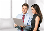 Сlipart Business People Talking Two People Meeting Interview   BillionPhotos