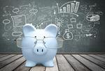 Сlipart Pig Intelligence Glasses Tax Home Finances   BillionPhotos